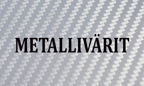 Metallivärit