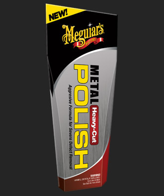 Heavy Cut Metal Polish Metallinkiilloke