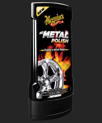 All Metal Polish Metallinkiillotusaine