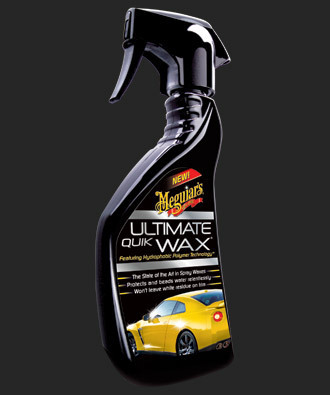 Ultimate Quik Wax Sprayvaha
