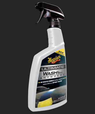 Ultimate Wash&wax Anywhere pesuaine suihke