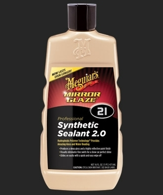 M21 Synthetic Sealant, Synteettinen vaha