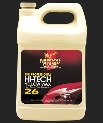 Hi-Tech Yellow Wax Keltainen Vaha