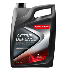 ACTIVE DEFENCE  20W50 SL/CF
