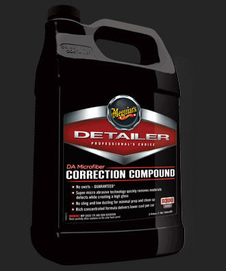 D300 DA Microfiber Correction Compound